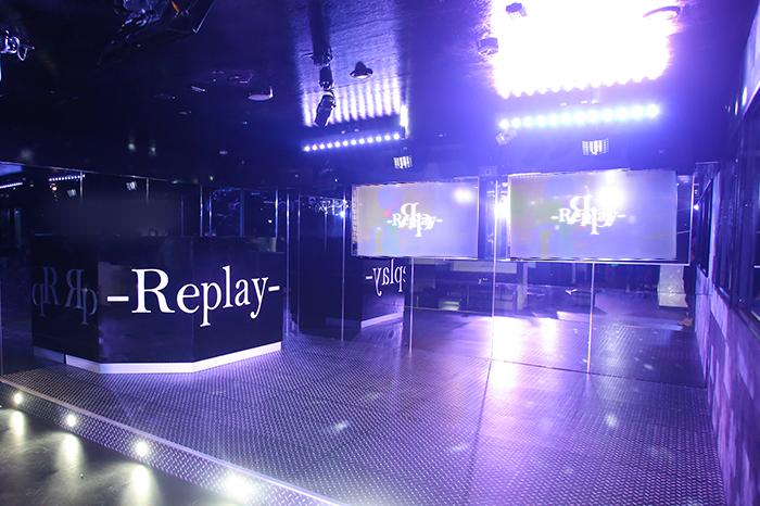 -Replay-の店内写真9