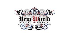 New Worldのロゴ